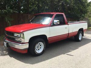 1990 Chevy 1500 Custom
