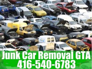 TOP✅$$CASH$$✅FOR SCRAP CARS AND USED CARS CALL 416-540-6783