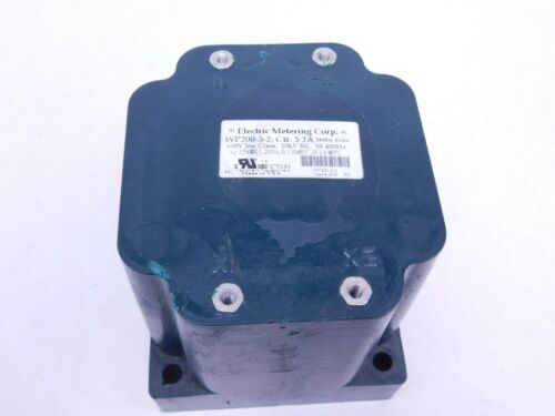 NEW Electric Metering Corp WP200-5-2 Wound Primary Current Transformer 600V (VN)