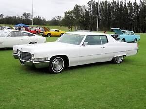 1969 Cadillac De Ville Coupe V8 Excellent Condition Mortdale Hurstville Area Preview