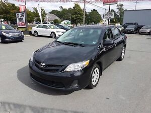 2013 Toyota Corolla CE Auto, Bluetooth, Htd Seats LOW PAYMENTS!