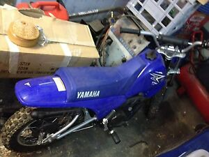Yamaha pw80 Hurstbridge Nillumbik Area Preview