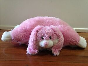 Pink teddy bunny Collingwood Park Ipswich City Preview