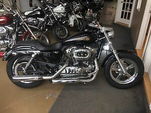 2013 Harley Davidson XL 1200 C Custom 110th anniversary