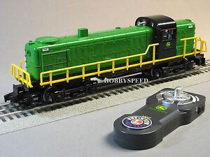 Lionel diesel remote control train set 80s