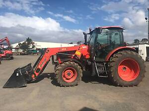 KUBOTA M135GX CAB TRACTOR Hexham Newcastle Area Preview