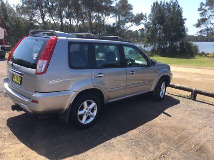 Nissan xtrail 2003 Avoca Beach Gosford Area Preview