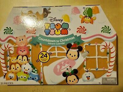 Disney Tsum Tsum Countdown to Christmas advent calendar 2016 (Discontinued)