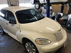 2004 pt cruiser etest and safety