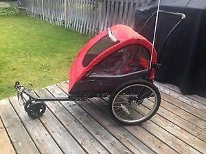 Bike trailer/stroller