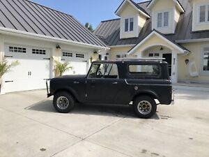 International Harvester Scout | Great Selection of Classic