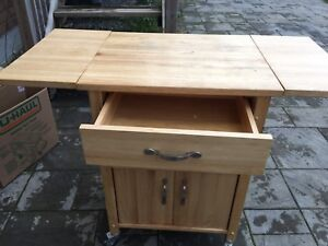 Wooden Island For Sale