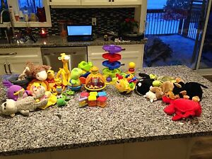 Lucan - Lot of Baby Toys
