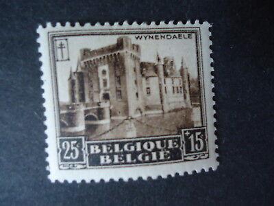 Belgique Belgîe Belgium year1930 -  cob:309 MH*