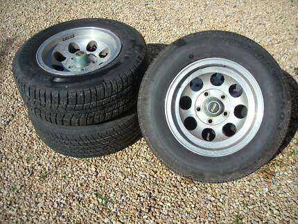 Cheviot or ROH 8 slot mag wheels 14 x 7 suit HQ, HJ, HX, HZ, WB Gawler Area Preview