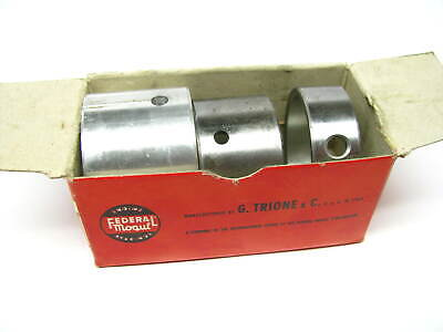 "Federal Mogul 1249M Cam Bearings - STD - Fiat 1.1L 1.2L W/ 75"" Stroke"