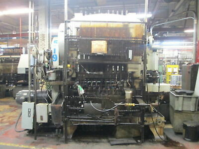 Waterbury Farrel 2010 Icop 5 Stroke 15 Hp Transfer Press Wtwin Disc Clutch
