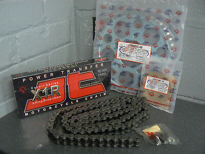 TRIUMPH 900 TIGER CHAIN AND SPROCKET KIT 99 00 HEAVY DUTY X RING