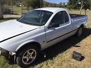 Wrecking AU fords utes Barraba Tamworth Surrounds Preview
