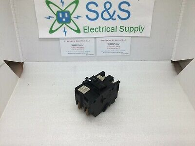 Challenger Stab-lok Na Na230 30-amp 2-pole 30a 2p Circuit Breaker Thick