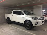TOYOTA HILUX SR5 2018 Kangaroo Point Brisbane South East Preview