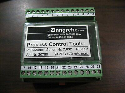 Nnb Dr. Zinngrebe Gmbh Process Control Tools Module 7.632 Art.-nr. 20760 24vdc