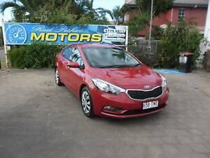 2014 Kia Cerato Sedan Hermit Park Townsville City Preview