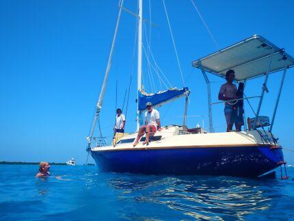 30' Sailing Yacht boat