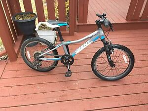 """20"""" Giant XTC youth bicycle with spare parts"""