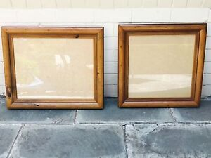 Wooden frames St Ives Ku-ring-gai Area Preview