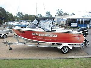 Stacer 539 Bay Master Tingalpa Brisbane South East Preview