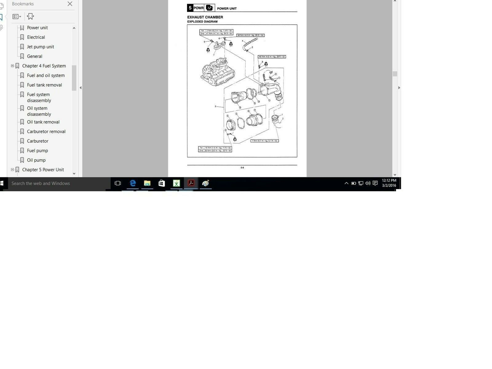 ... XR1800 2000 2001 Service Manual Library XRT1200 2 of 2 See More