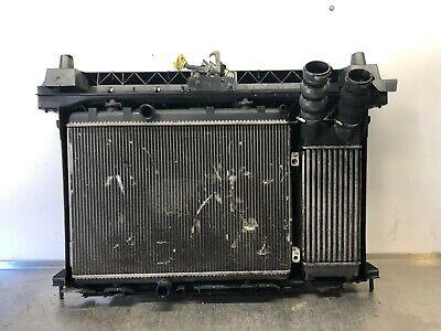 CITROEN BERLINGO MK2 09-17 1.6 HDI RADIATOR PACK AIRCON INTERCOOLER FRONT PANEL