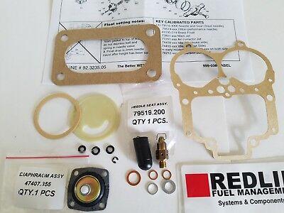 92.0286.05 Weber Carburetor Repair kit 34 ICH//ICT