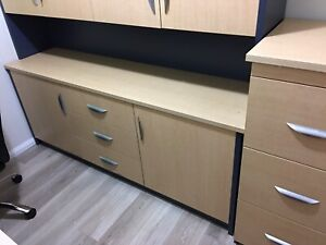 Credenza Perth Wa : Office credenza in perth region wa furniture gumtree