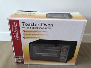 Brand new! Toaster Oven 4 slices