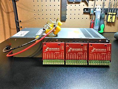 Gecko G203v Vampire Drives 3  72v 16.5a 1200w Tool Less Power Supply