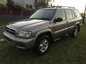 01 Ti 4x4 Pathfinder Sunroof 7M Rego and RWC Eight Mile Plains Brisbane South West Preview