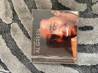 Al Green – The Very Best Of Al Green CD 2001  Music Club – MCCD (The Best Of Al Green Cd)