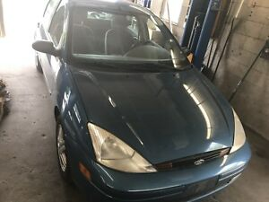 2000 Ford Focus for sale