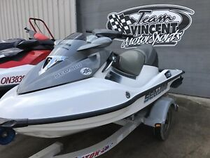 2006 Sea-Doo Used GTX 185 S/C