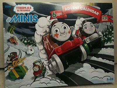 Fisher Price - Thomas & Friends - Minis Advent Calendar 2019 - New & Sealed