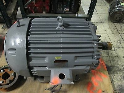Allis Chalmers Motor Rgz 100hp 405t Frame 1770rpm 460v 113.5a Used