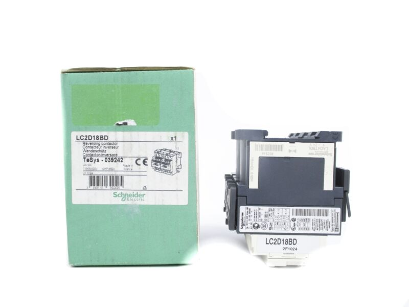 SCHNEIDER ELECTRIC LC2D18BD 24V NSMP
