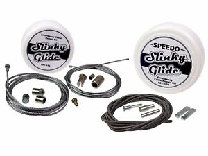 WK Cable Repair Kit Motorcycle Throttle Clutch Speedo Tacho