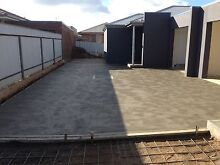 Pm concreting Hampton East Bayside Area Preview