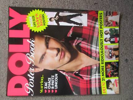 Dolly Magazine Poster Book ***NEW***