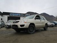 2009 Kia Sportage Kamloops British Columbia Preview