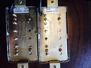 Seymour Duncan Custom and Jazz Pickups Walkley Heights Salisbury Area Preview