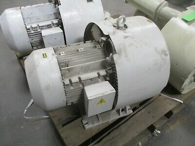 Siemens Elmo-g Regenerative Blower 2bh1810-1hc36 12.6kw 440-480v 25.5-25a Used
